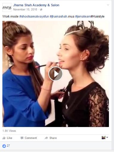 Makeup-video