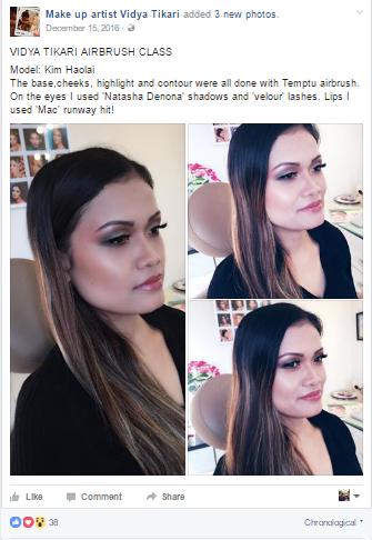 Makeup-work