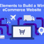 5 Key Elements to build a winning eCommerce Website